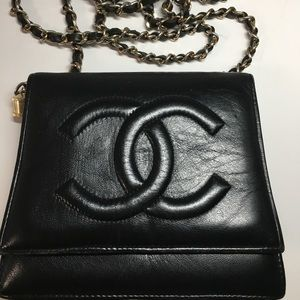 Chanel bag - vintage from 1960's